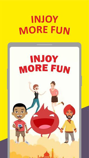 Injoy - Funniest Indian App for Videos and Memes V2.9.0 screenshots 1