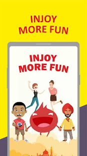 Injoy – Funniest Indian App for Videos and Memes 1