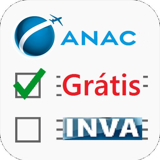 Simulados BANCA para ANAC - INVA - Grátis
