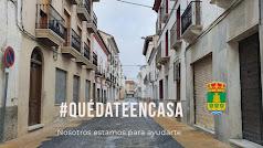 Imagen compartida por el Ayuntamiento de Cantoria.