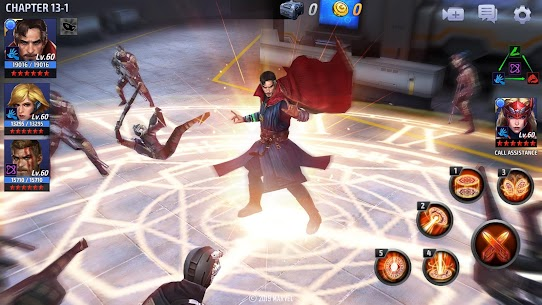 MARVEL Future Fight Mod Apk 6.1.0 (Unlimited Money + Gold) 6