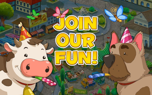 Jolly Days Farm: Time Management Game  screenshots 5