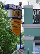 Photo: Cafe, Town Center, Celebration, FL