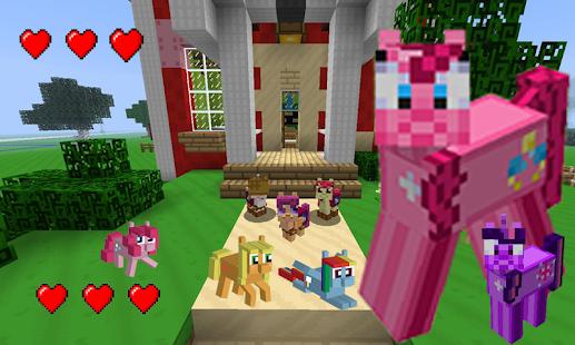 LITTLE HORSE CRAFT RUN screenshot