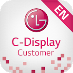 LG C-Display Customer App (EN) Icon