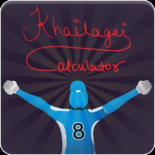 Khai Lagai Calculator - náhled