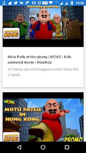 Motu Patlu Videos - náhled