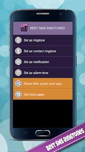 SMS Vyzvánění - náhled