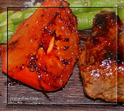 Photo: Stekt tomat - Fried tomatoe http://nfmacro.blogspot.com/2011/01/nf-macro-18.html
