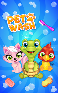 Game Pet Wash APK for Windows Phone