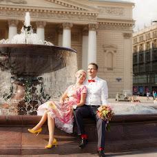 Wedding photographer Olga Kulikova (OlgaKulikova). Photo of 27.04.2015