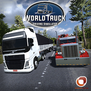 World Truck Driving Simulator New App on Andriod – Use on PC