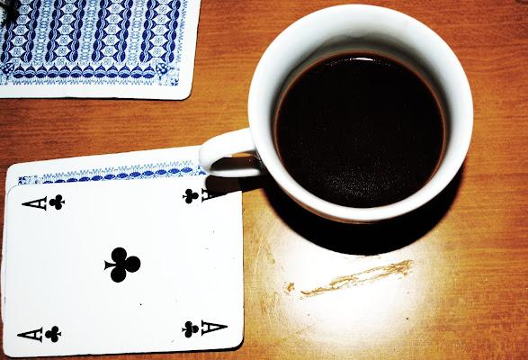 Partita e nà tazzulella de caffè di Francesca Demichei