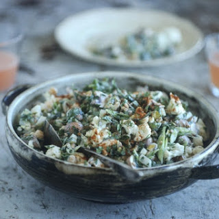 Bar Tartine Cauliflower Salad Recipe