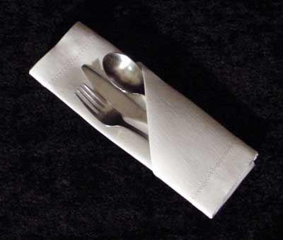 doblado de servilletas
