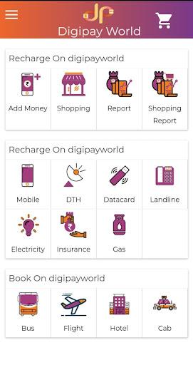 Digi Pay World screenshot 5