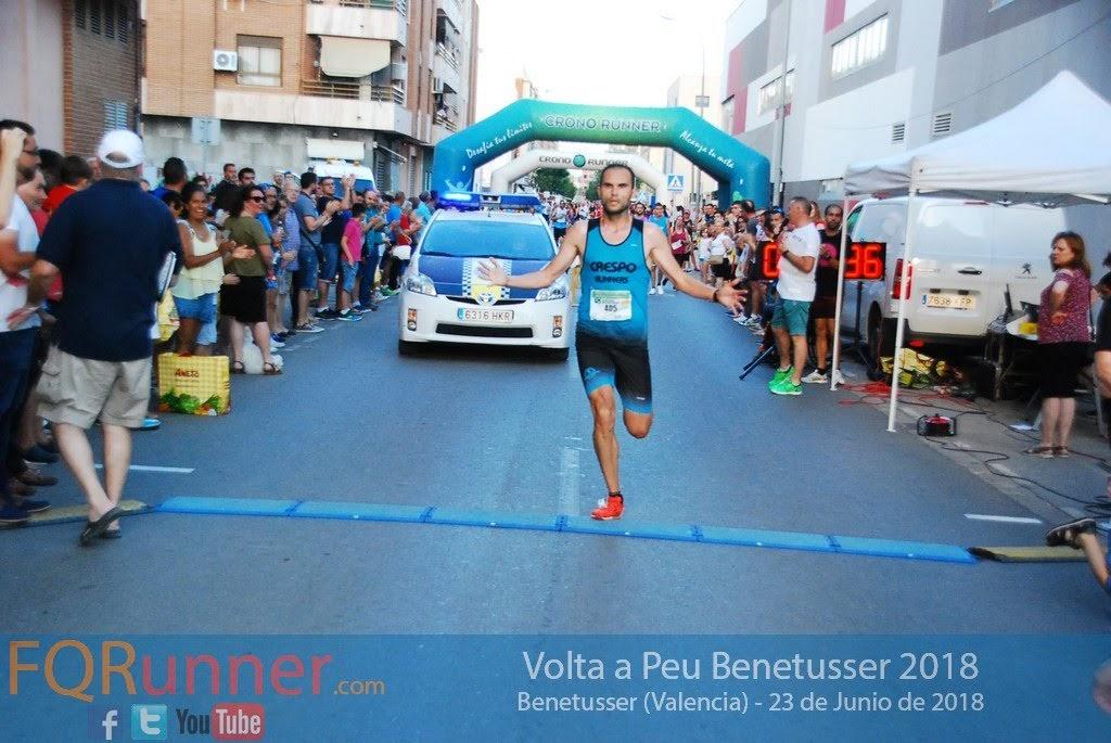 Salvador Crespo Romera del equipo Crespo Runners