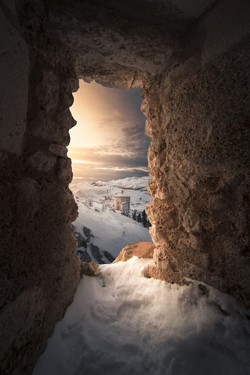 Tramonto invernale  di marcovp