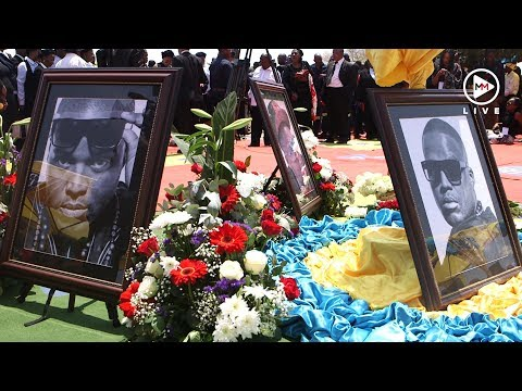 "Rapper Jabulani ""HHP"" Tsambo was laid to rest on Saturday November 3 2018 in Mmabatho, Mahikeng, in an emotional send-off."
