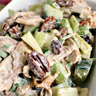 Chicken Party Salad.