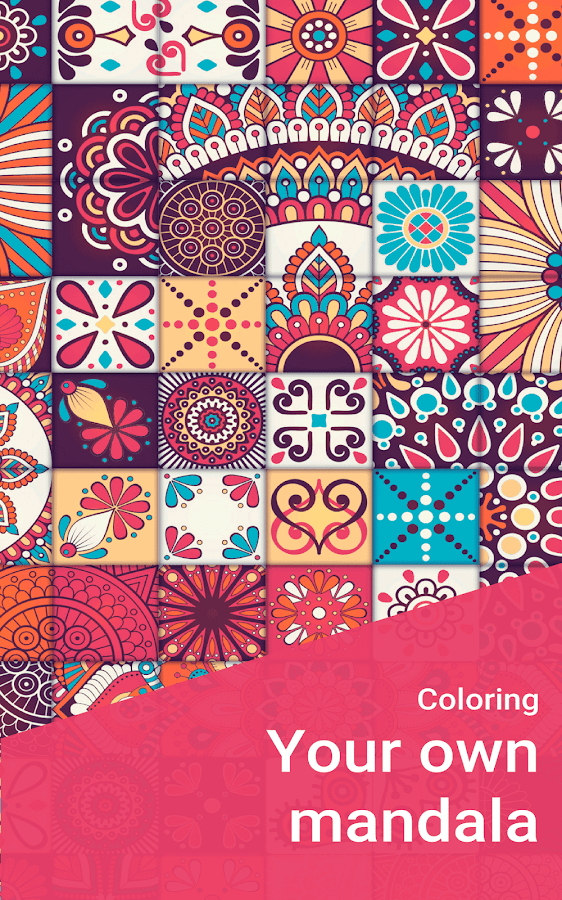 Free Coloring Book For Adults ColorColor 2017 Screenshot