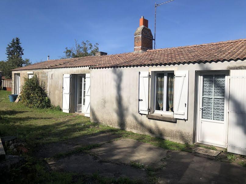 Vente maison 3 pièces 110 m² à Pornic (44210), 235 400 €