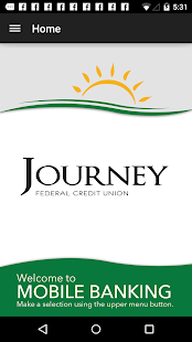 Journey Federal Credit Union- screenshot thumbnail