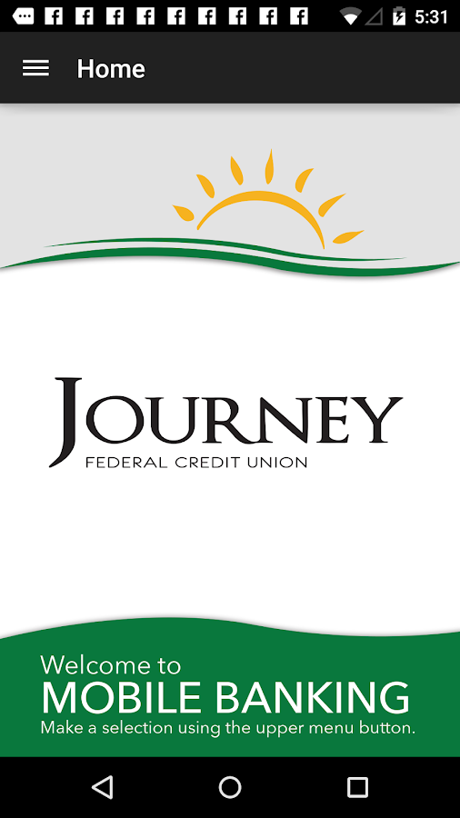 Journey Federal Credit Union- screenshot