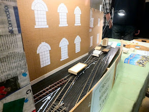 Photo: 024 Castle Works Yard, 1:25 scale 16.5mm gauge by Andi Nethercoat .