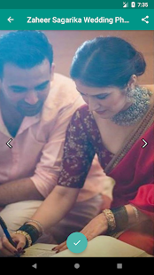 Zaheer Sagarika Wedding Photos - náhled
