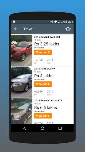 Used Cars in Delhi screenshot 2
