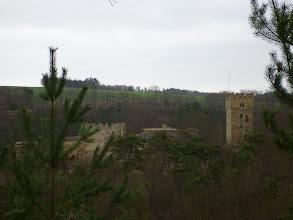 Photo: První pohled na hrad.