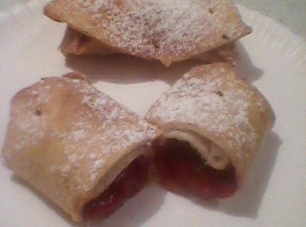 Cherry Chimis Recipe