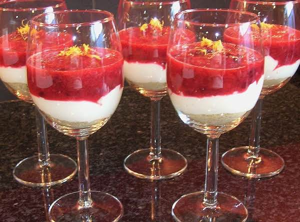 Cheesecake Shooters Recipe