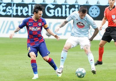 Échange tendu entre Lionel Messi et le T2 du Barça