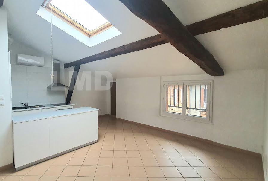 Location  appartement 3 pièces 50 m² à Villemur-sur-Tarn (31340), 520 €