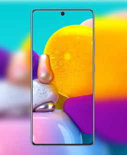 Wallpapers For Galaxy A51 Wallpaper Apps Bei Google Play