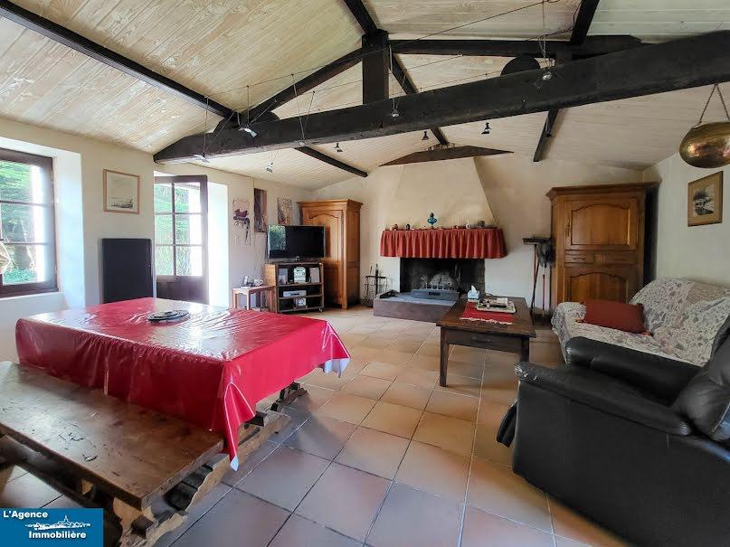 Vente maison 3 pièces 69 m² à Saint gervais (85230), 189 900 €