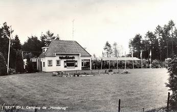 """Photo: Woning Camping """"De Hondsrug"""""""