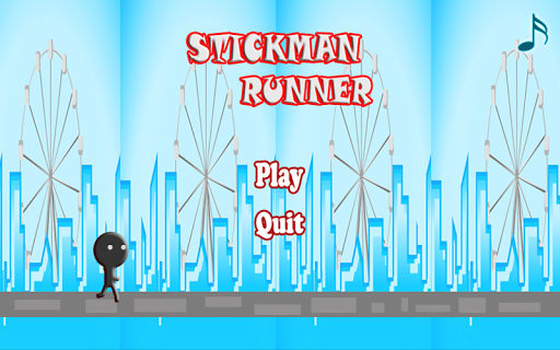 Stickman Running Games