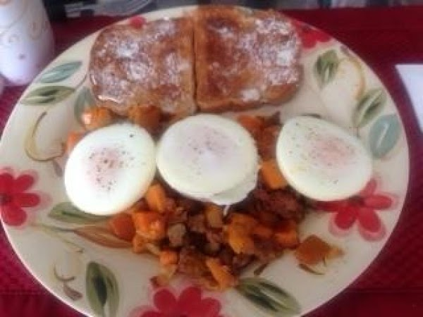 Sweet Potato Brunch Hash Recipe