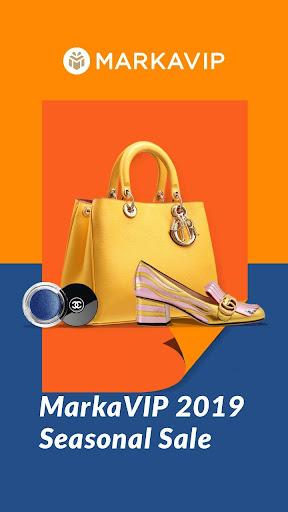 MarkaVIP -  2019 Seasonal Sale! screenshot