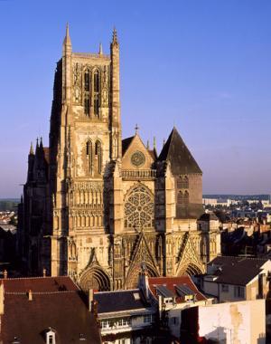 photo de MEAUX Cathédrale Saint Etienne