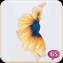 Betta Fish 6S Live Wallpaper icon
