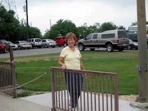 Photo: Mary Rains consessions.     HALS 2009-0919