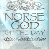 Norse God of the Day