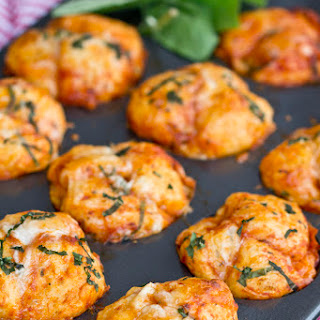 Pizza Pull Apart Muffins.