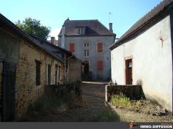maison à Diou (03)