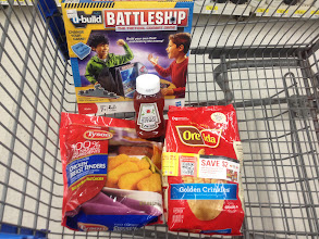 Photo: I have everything I need. Now to head to the checkout line.