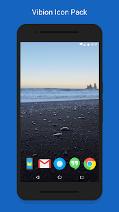 Vibion - Icon Pack- screenshot thumbnail